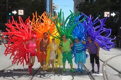 Organizers said the San Antonio Pride Parade was the biggest in its 10-year history. More than 400,000 turned out for Houston Pride.