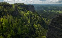Guards - shared with pixbuf.com #nature #canyo #rocks #landscape #czechrepublic #ceskesvycarsko #leica