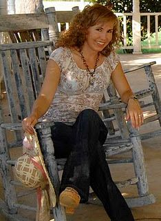 """Lisa Wingate. Author of Christian fiction. Just read her new book """"The Prayer Box"""". Really good."""