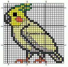 73 Free cross stitch designs birds 1 stitchingcharts borduren gratis borduurpatronen vogels kruissteekpatronen