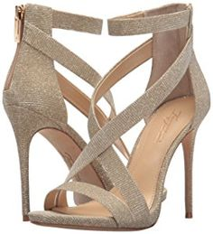 An ankle strap flatters and lengthens the leg, while a back zip closure finishes the look with an edgy touch sandals with heels Dr Shoes, Crazy Shoes, Me Too Shoes, Shoes Heels, Pretty Shoes, Beautiful Shoes, Cute Shoes, Stiletto Heels, High Heels