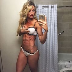 12 Week Complete Bikini Competitor Diet