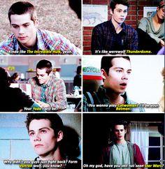 Haha Stiles