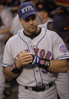New York Mets - Mike Piazza