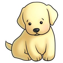 Gold Lab Fluff Favourites Cute Drawings Cute Cartoon Animals