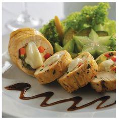 PECHUGA EN SALSA DE TAMARINDO | Lyncott Salsa Dulce, G 1, Deli, Baked Potato, Chicken Recipes, Healthy Recipes, Healthy Food, Yummy Food, Cooking