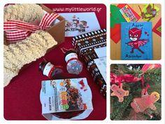 Τι έλαβα και τι έστειλα στο Secret Santa 2016