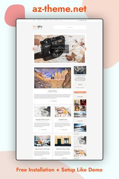 ROSE is a clean and minimal Wordpress Blog Theme. Fully responsive design displays beautifully across desktop, mobile and all devices. Easy installation allows you to start post blogs immediately after the activation. Theme supported Customizer which allows you to customize and change design of your blog. Perfect choice for your personal blog, corporate blog, marketing blog, authority blog or any type of creative blog.