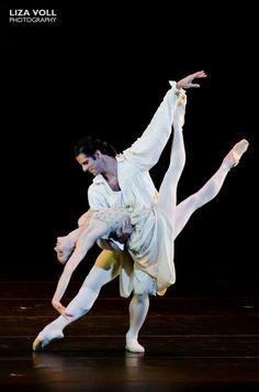 Marcelo Gomes. this and Diana Vishneva