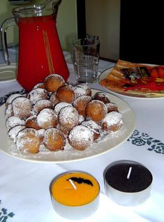 Buttermilk Donuts (Buttermilch-Donuts)
