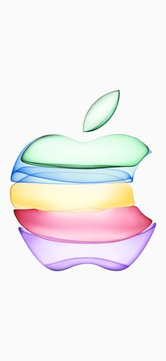 Apple's September Special Event Wallpapers for iPhone and iPad Apple Wallpaper, Love Wallpaper, Iphone Backgrounds Nature, Iphone Wallpapers, September Wallpaper, Rainbow Logo, Innovation, Cool Posters, Special Events