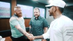 Mercedes AMG Petronas - F1 Fans Go Behind The Scenes At The British Grand Prix (VIDEO)