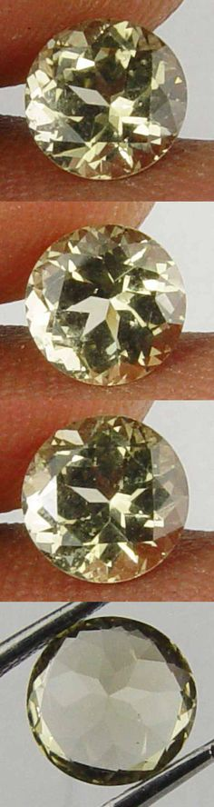 Kornerupine 168167: 1.05Ct Rare Round Cut Super Glow Kornerupine 10090110 -> BUY IT NOW ONLY: $40 on eBay!