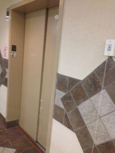 E Major, Elevator, Tile Floor, Elephant, Flooring, Texture, Surface Finish, Tile Flooring, Elephants