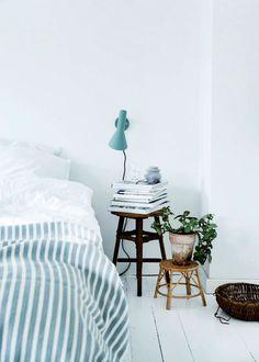 Før & efter: Soveværelse med afslappet stemning - Boligliv