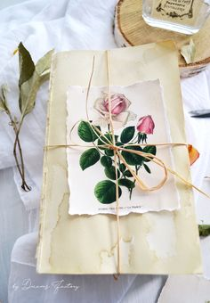 DIY Coffee Stained Vintage Books - learn how to transform new books into old looking beautiful decorative pieces . using only coffee! Living Room Styles, Coffee Staining, I Love Books, Vintage Books, Shabby Chic, Artsy, Gift Wrapping, Dreams, Diy