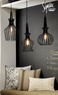 Ichiro Pendant Lamps   Home Accent Lighting   Ashley Furniture