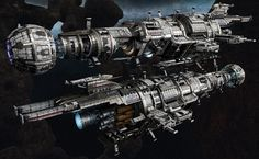 """USR """"Assassin"""" - Fractured Space, Hans Palm on ArtStation at… Concept Ships, Concept Art, Surface Modeling, Sci Fi Spaceships, Spaceship Art, Star Wars, Ship Of The Line, Machine Design, Deep Space"""