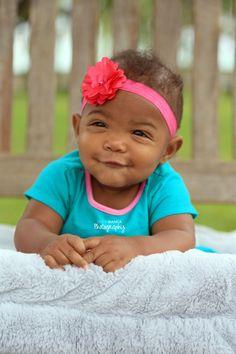 Baby Photo Session in Sunrise, Florida