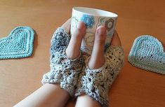 Fingerless Gloves, Arm Warmers, Mittens, Crochet, Pattern, Fashion, Fingerless Mitts, Fingerless Mitts, Moda