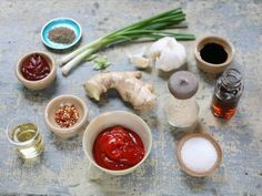 Get Korean BBQ Sauce Recipe from Cooking Channel
