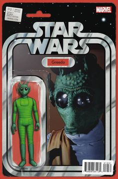 [Star Wars #12 (Christopher Action Figure Variant) (Product Image)]