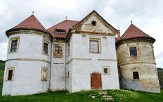 Noblețe pe dealurile județului Mureș la Castelul Pekri-Radak din Ozd | Turism Istoric