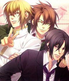 They remind me of an anime character I created Anime Toon, Manga Anime, Anime Art, Samurai, Tous Les Anime, Shall We Date, Bishounen, Cartoon Games, Manga Boy