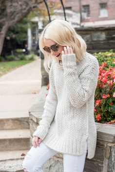 Cathy of Poor Little It Girl shares how to wear soft shades for fall in her latest outfit post!