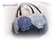 epo-craft「シェルモチーフのバッグ」
