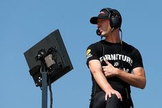 Crew chief Cole Pearn spent the first 35 races of the Monster Energy NASCAR Cup Series season watching driver Martin Truex Jr. amass a bevy of insurance through playoff and stage points with his se… Martin Truex Jr, Nascar Racing, Photo Credit, David Smith, October 4, Awesome Shoes, Monster Energy, Wednesday