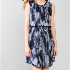 Gap dress, size Medium Beautiful blue dress from the Gap. Shades of blue, sleeveless. Perfect condition. GAP Dresses