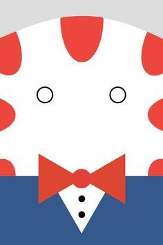 :) Peppermint Butler, loyal butler to Princess Bubblegum.