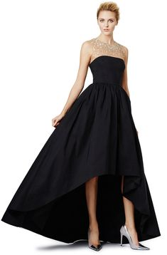 Marchesa Notte Precision Gown on shopstyle.com