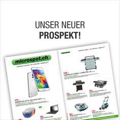 Neuer microspt.ch Prospekt 23.06 - 08.07.2015 Shopping, Shopping Mall