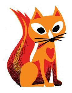 Foxy by Print Mafia