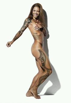 Polynesian tribal