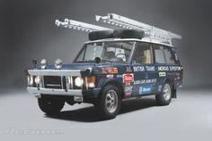 Range Rover Supercharged, Range Rover Classic, Vw Bus, Landrover Range Rover, Darien Gap, Best 4x4, Suv Models, 4x4 Trucks, Mk1