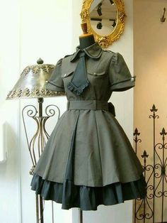 Army, school girl... lolita