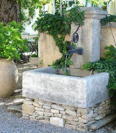 Eye of the Day Garden Desi Fontaine Escargot Grande French Limestone Fountain. Eye of the Day Garden DesiFontaine Escargot Grande French Limestone Fountain. Eye of the Day Garden Desi
