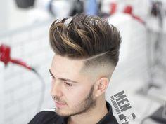 Haircut by menpeluqueros http://ift.tt/1omq0pe #menshair #menshairstyles #menshaircuts #hairstylesformen #coolhaircuts #coolhairstyles #haircuts #hairstyles #barbers