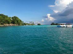 Outdoor Pool of the Luxury Bahia Principe Cayo Levantado All