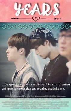"""#wattpad #romance """"Se que dentro de un día será tu cumpleaños así que te voy a dar un regalo, escúchame"""" -En su cumpleaños, Kyungsoo recibe una llamada especial que le cambiará la vida. *Género: ANGST- ROMANCE-DRAMA *Páginas: 1 ---Esto es algo pequeño de lo que para mi significa el Kaisoo <3 #happyKyungsooday ---"""