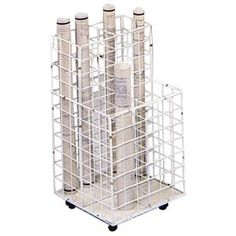 """Architectural Drawing Storage architectural rolled plan drawing storage shelving - 48"""" w x 36"""