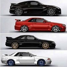 Skyline & GTR NISSAN More