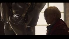 Fullmetal Alchemist Live Action Movie (2017) teaser pic<< WHOA WAIT THERES GONNA BE A MOVIE?!