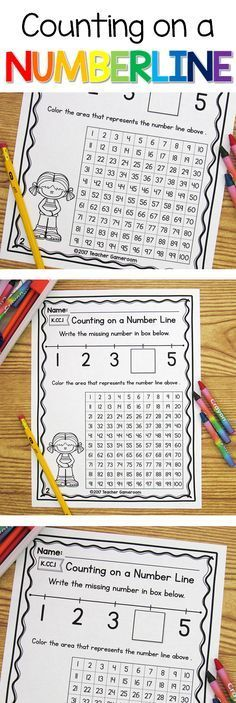 Students find the number and color it in the hundreds chart.