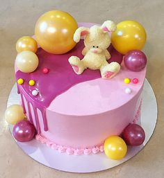 Jello, Birthday Cake, Desserts, Beautiful, Food, Pastries, Gelatin, Tailgate Desserts, Deserts