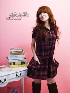 cute fashion | Cute Girls Korean Fashion Style 2012 Cute Girls Korean Fashion Style ...