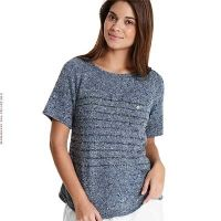 By Nyboe - Bluse med lomme 2369 BC